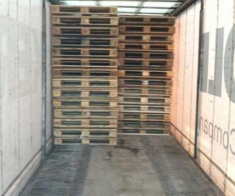 Reciclaje: Productos y servicios de Repal - Palets Cuenca, S.L.