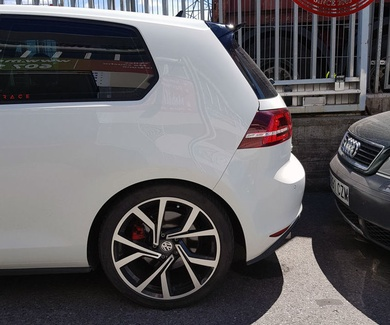 VW Golf 7 GTI - Maxton Design