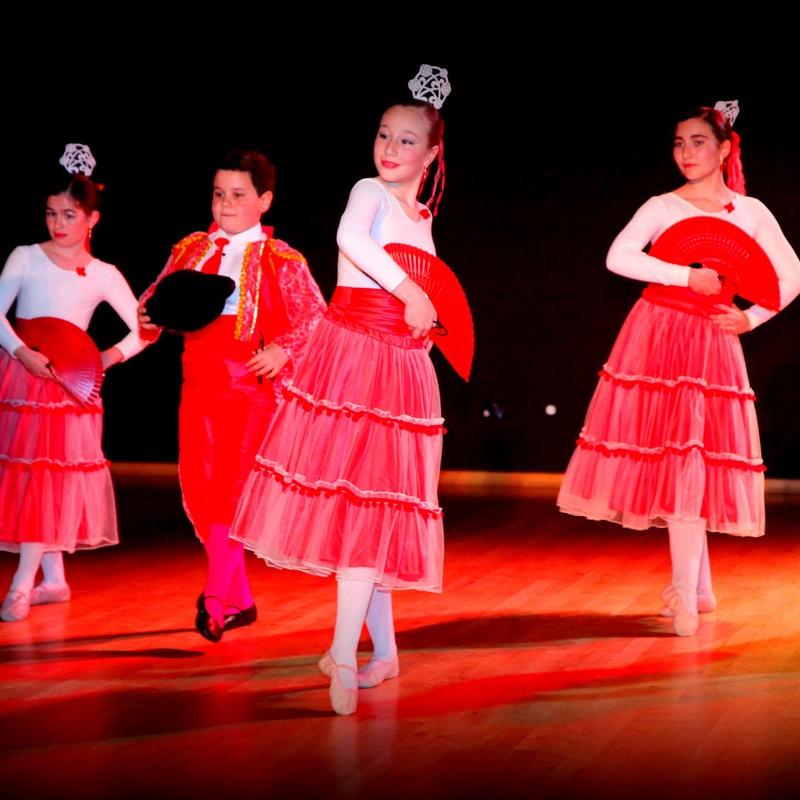 Escuela Bolera: Clases de Escuela de Danza Pepe Vento