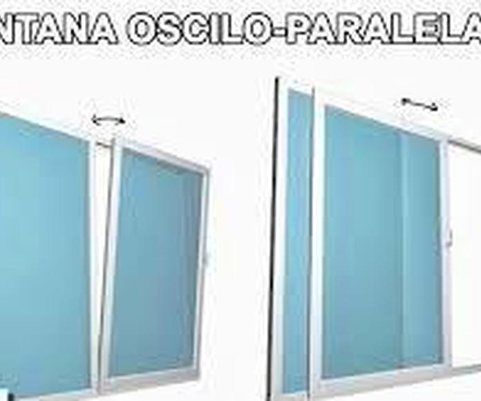 DIFERENCIAS  ENTRE VENTANA ELEVABLE Y OSCILOPARARELA: Servicios de Exposición, Carpintería de aluminio- toldos-cerrajeria - reformas del hogar.