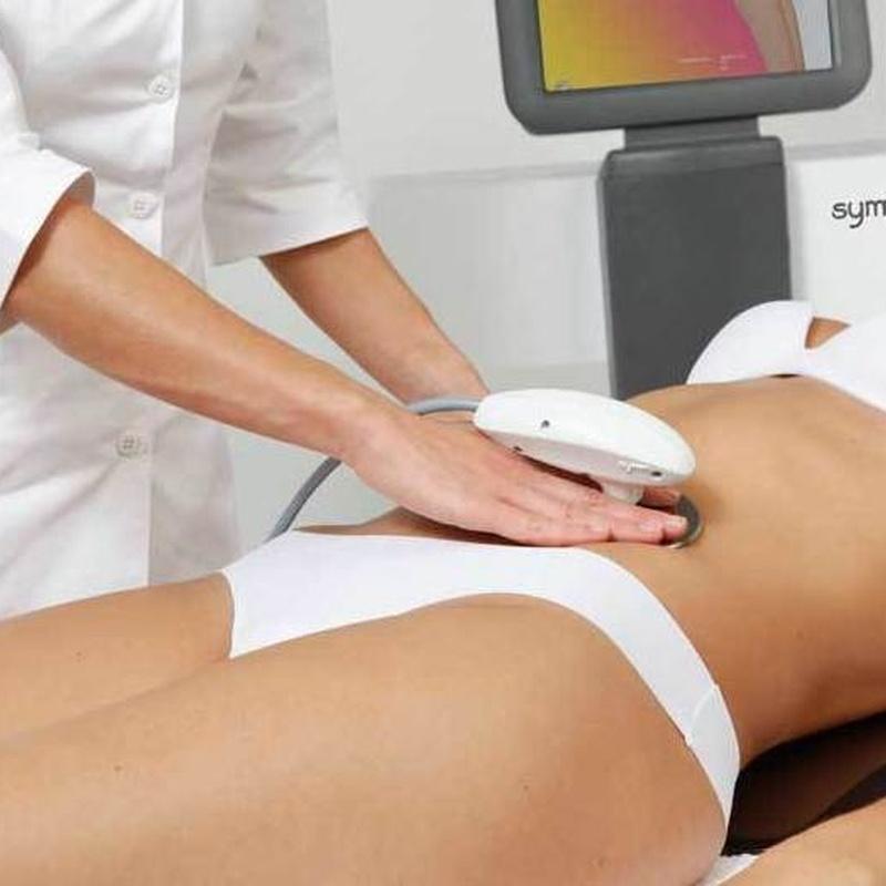 Tratamientos adelgazantes: Servicios de Marfil Belleza