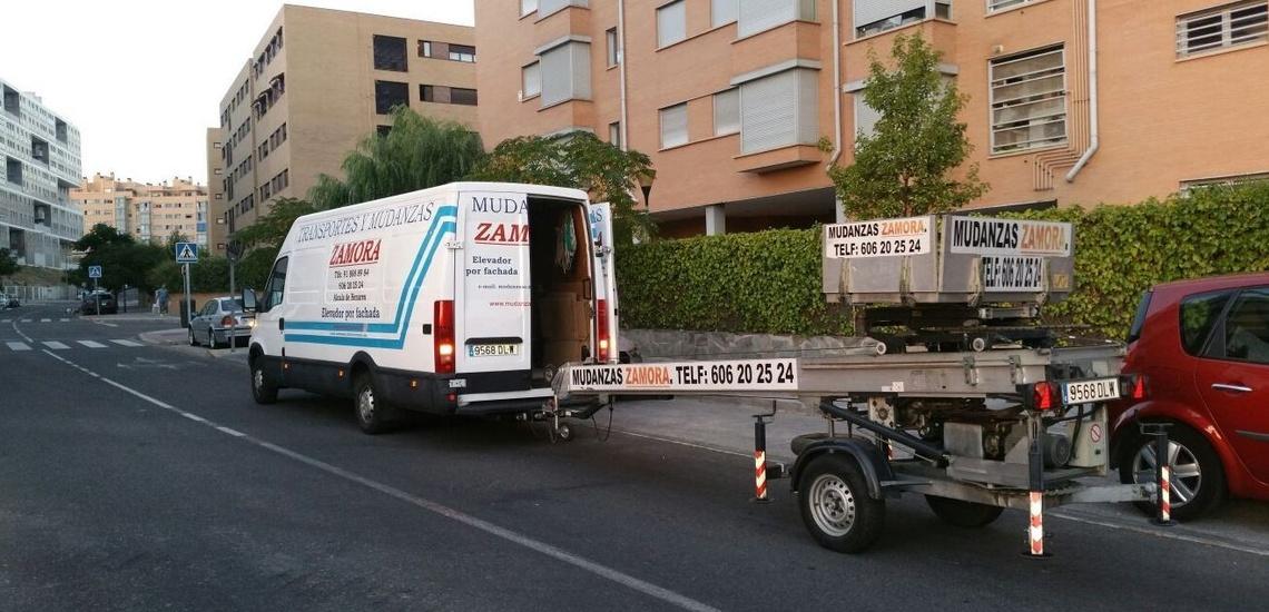 Empresas de mudanzas en Alcalá de Henares