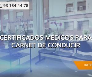 Reconocimientos y certificados médicos en Cerdanyola del Vallès | Centro Renueva
