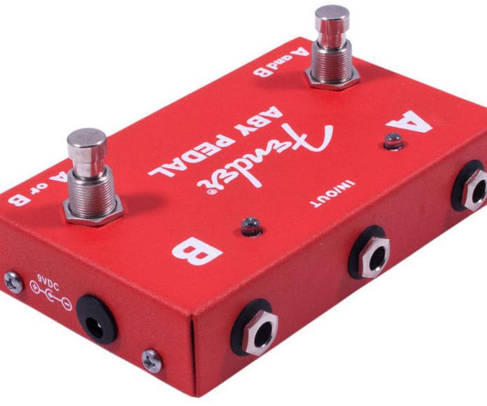 Pedal selector ab o a+b Fender