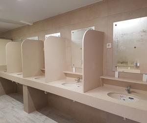 Märmoles y granitos para baños