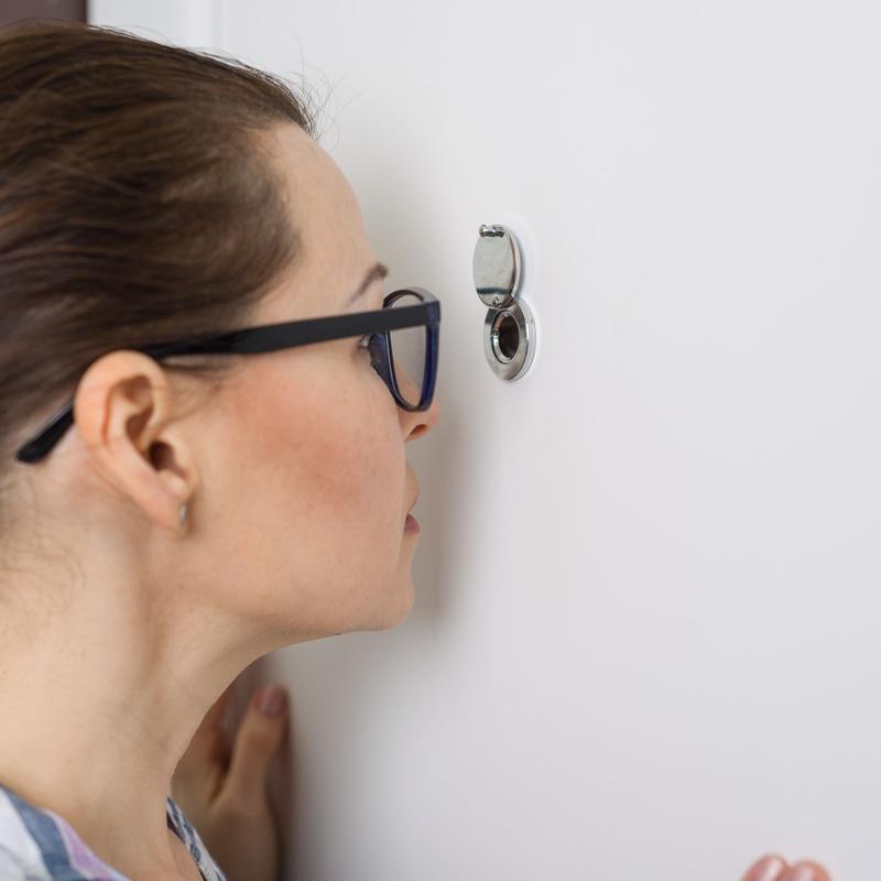 Mirilla Electrónica: Servicios de Cerrajería Goyo