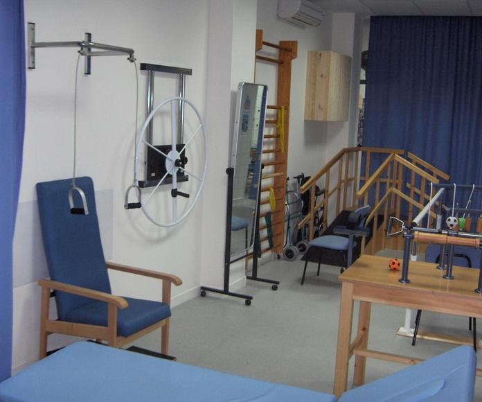 centro de día en Carabanchel Madrid con fisioterapia