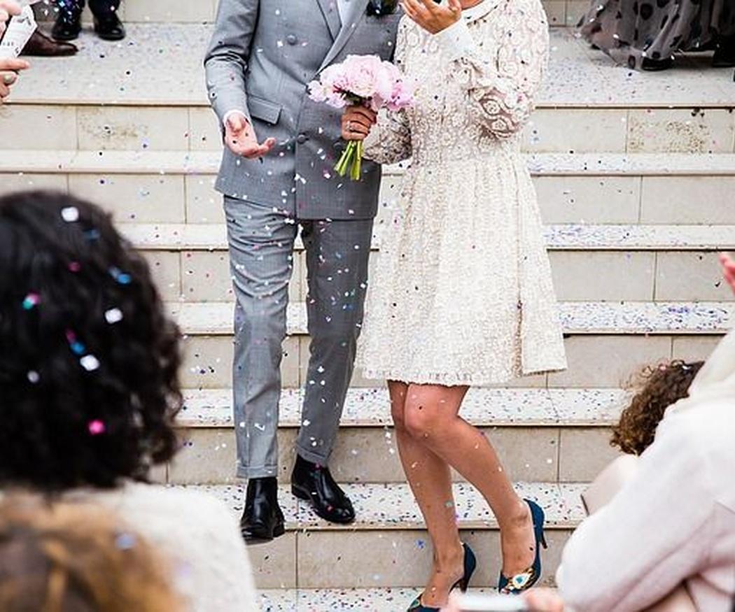 Maquillaje de novia para matrimonio civil