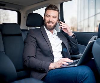 Cobertura: Servicios de Radio Taxi Torrejón