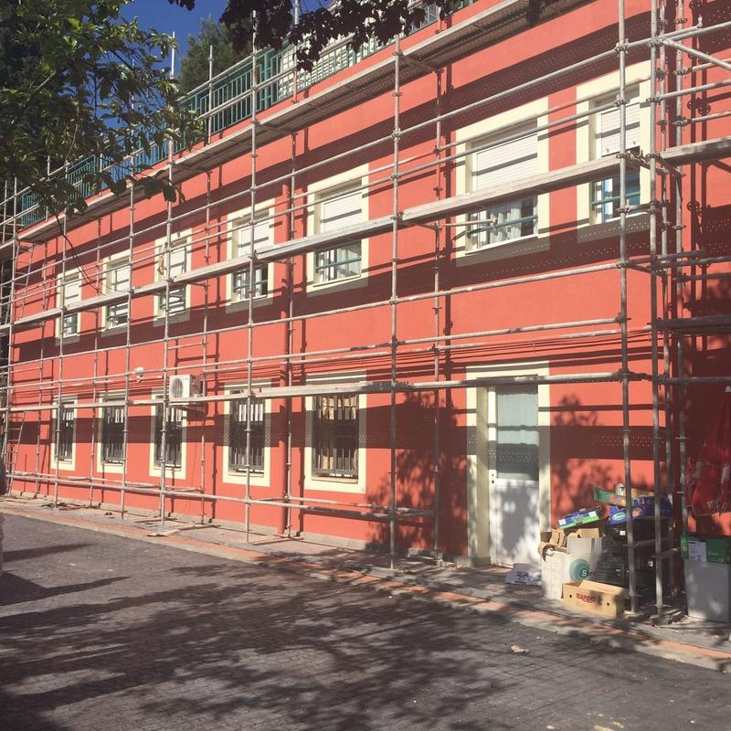 Rehabilitación de fachadas: Servicios de reformas de Royser Gestión