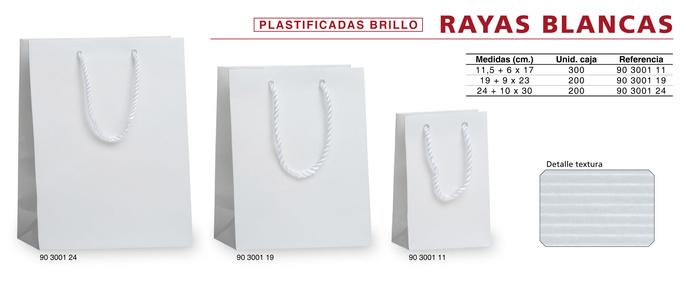 MODELO RAYAS BLANCAS