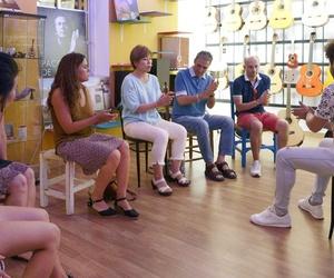 Clases de palmas en Jerez