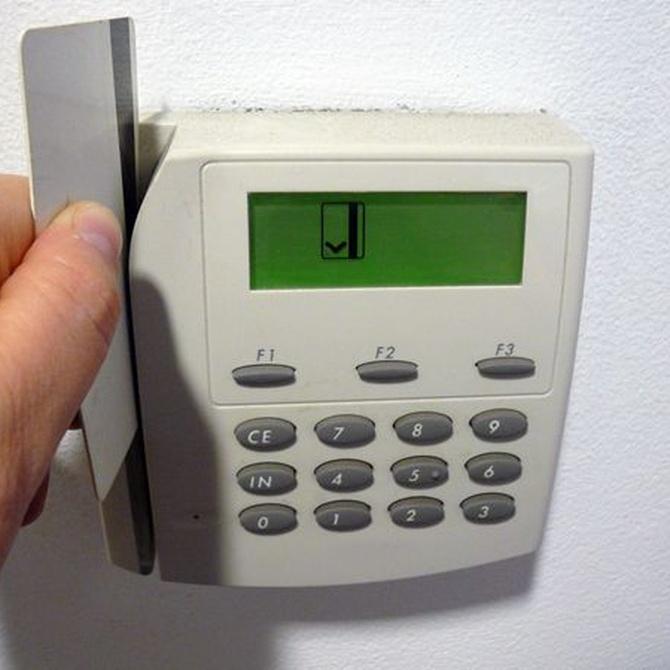 Los mandos automáticos son una medida de seguridad muy efectiva