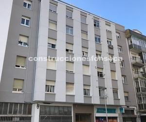 Rehabilitación de fachadas Vitoria