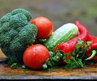 Alimentación sana y variada durante la semana