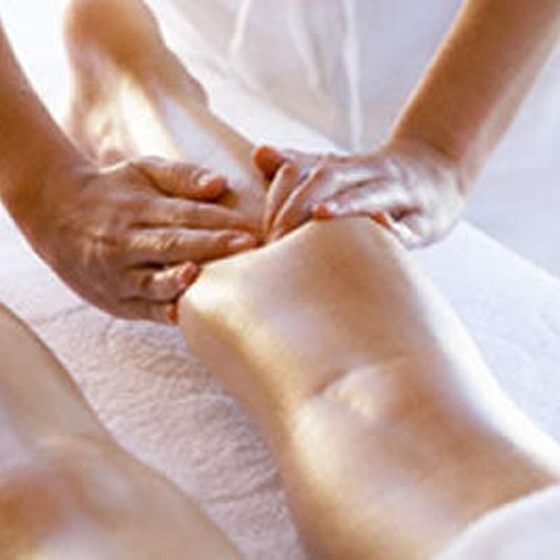 Drenaje linfático manual: Actividades y Servicios de Alma Pilates
