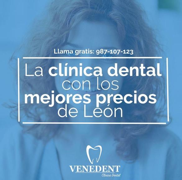 Clinica dental con los mejores precios de León