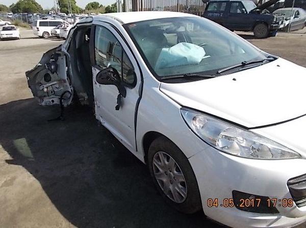 PEUGEOT 207 1.4 D AÑO 2010: Catálogo de Desguace Valorización del Automóvil BCL, S.L.