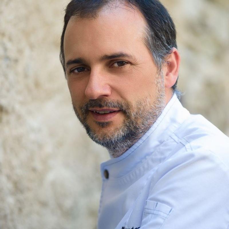 Nuestro Chef: Hotel - Restaurante de HOTEL - RESTAURANTE JAVIER MONTERO