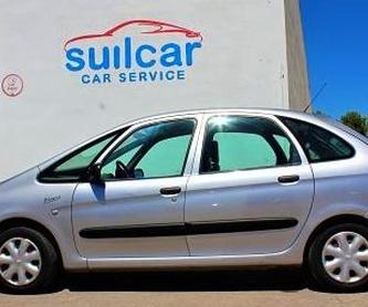 Chapa y pintura: Taller y Concesionario de Suilcar Car Service