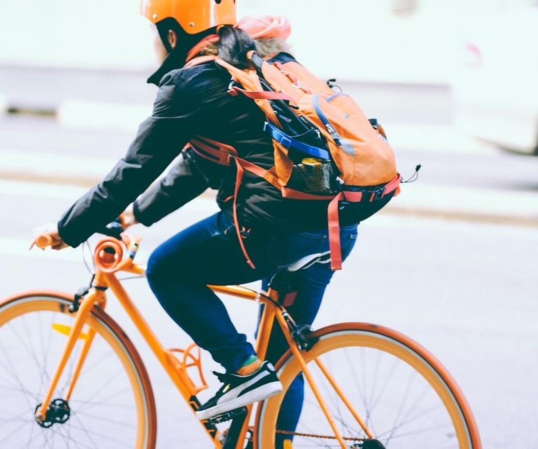 El perfil del usuario de la bicicleta