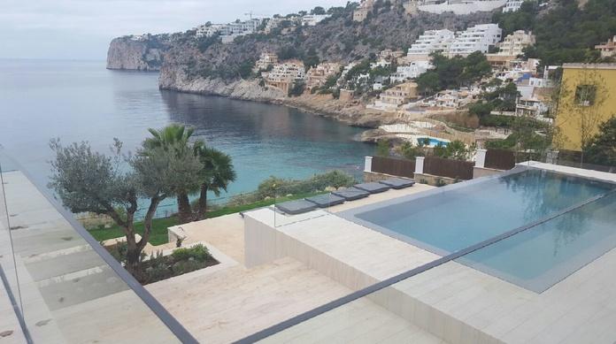 Chalet en cala Llamp ( Mallorca)