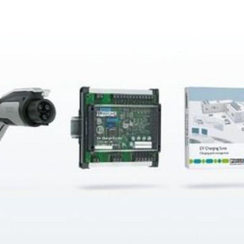 Tecnología de carga para electromovilidad: Productos de Phoenix Contact, S.A.U.