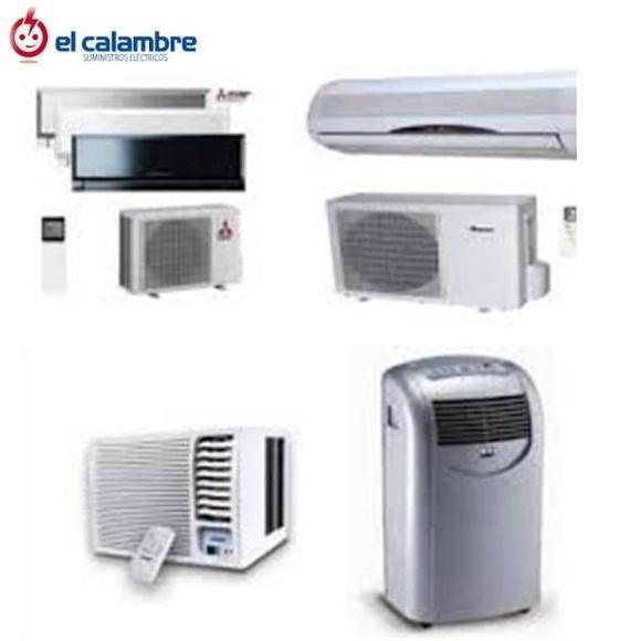Aire acondicionado: Servicios de El Calambre Electricidad