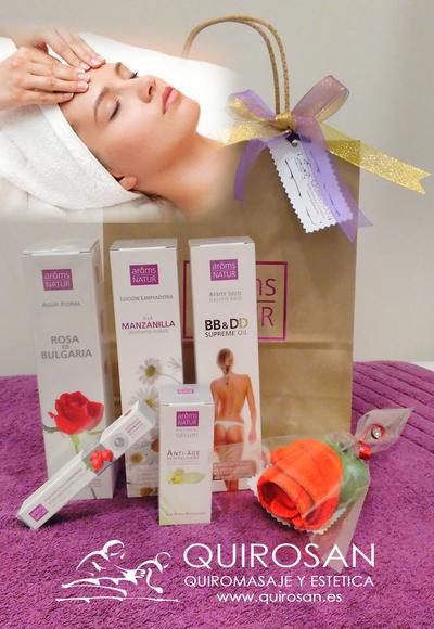 Potencia tu belleza natural con este Pack de cosmética 100% natural Aroms Natur.
