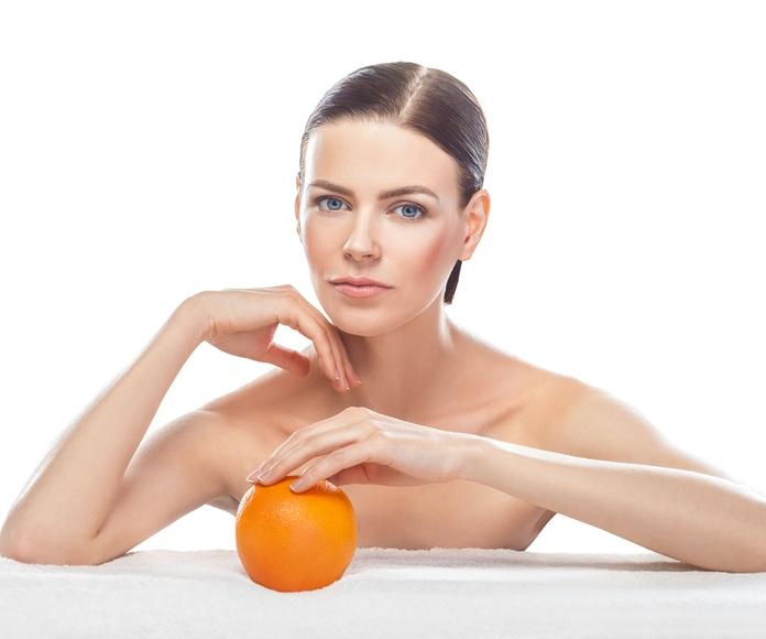Antiedad - revitalizante de cítricos: Tratamientos  de Cellulem Estética