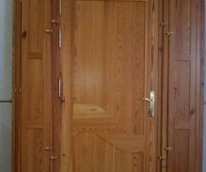 Puertas de entrada en Silla