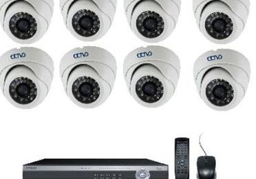 Kit de 8 cámaras