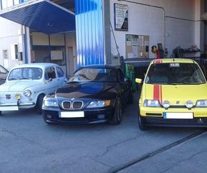 Taller especializado en restauración de coches clásicos en San Sebastián de Los Reyes