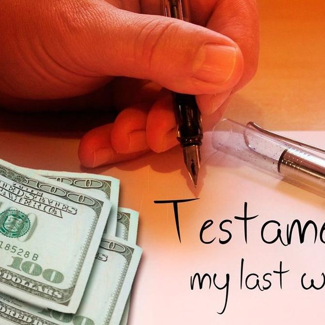 Cómo impugnar un testamento