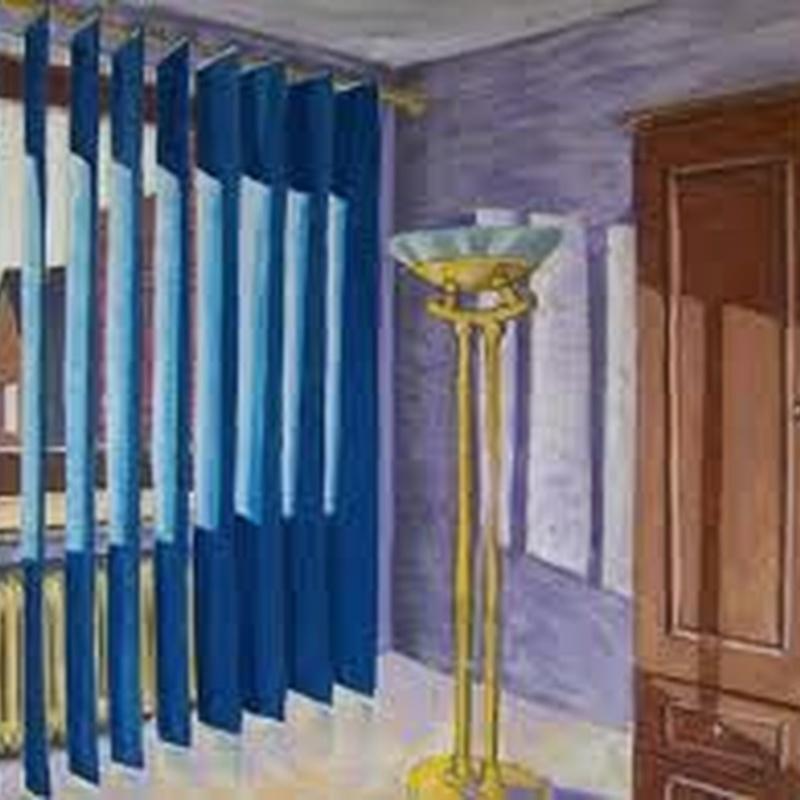 Cortinas decoración verticales: Catálogo de Di-Mar Persianas y Toldos
