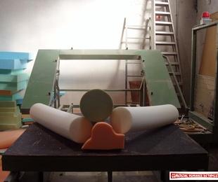 Almacén de tapicería