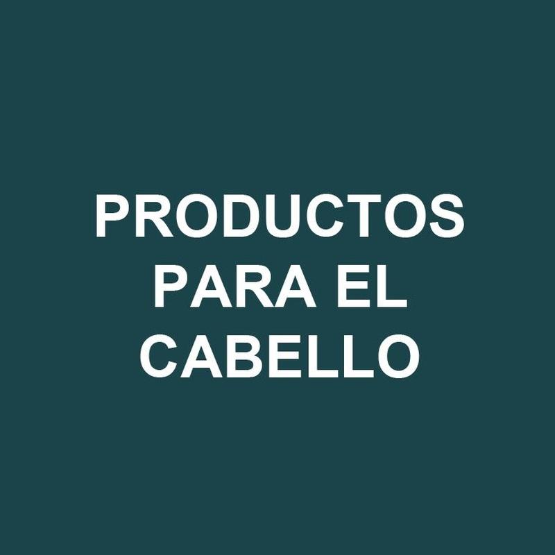 Productos para el Cabello: Servicios de Farmacia Fernando VI