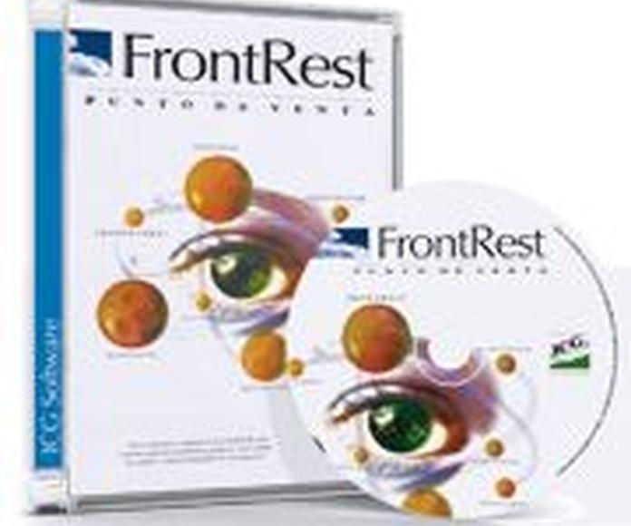 FRONTREST: Productos y Servicios de Inosca