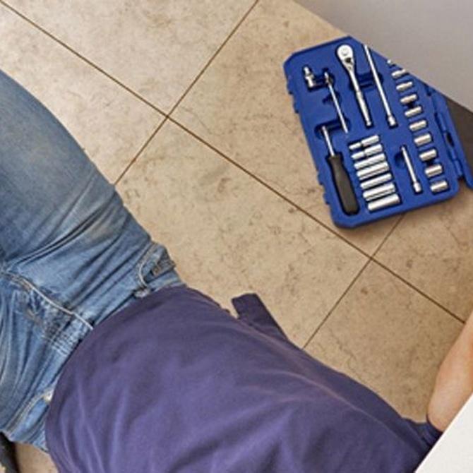 Evitando atascos en el fregadero de la cocina