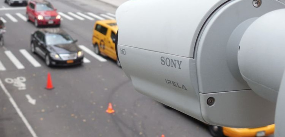 Sistemas de cámaras de seguridad en Madrid centro
