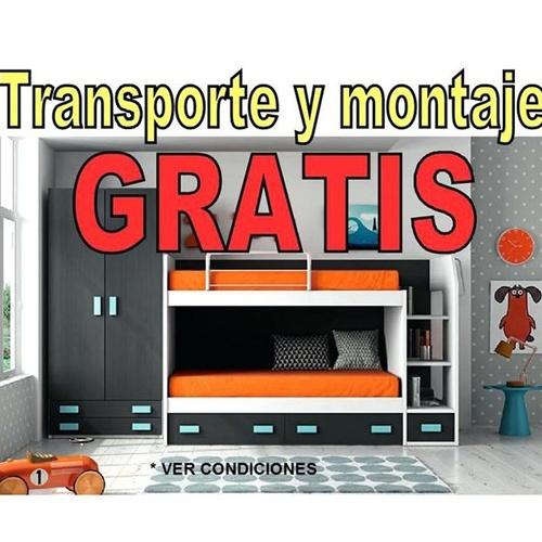Transporte y montaje de muebles gratis