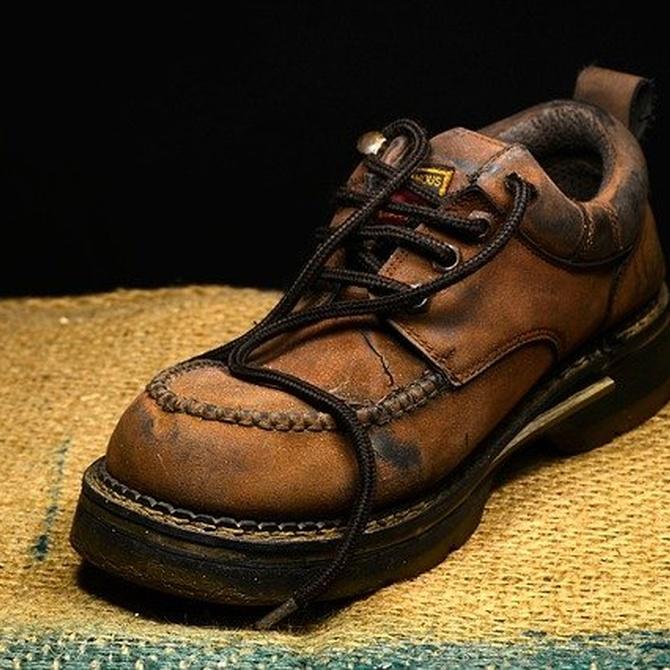 Origen del zapato