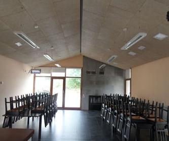 RESTAURANTE MUSKARI VITORIA-GASTEIZ (ÁLAVA): Nuestros Trabajos de Eko Ingeniería Acústica