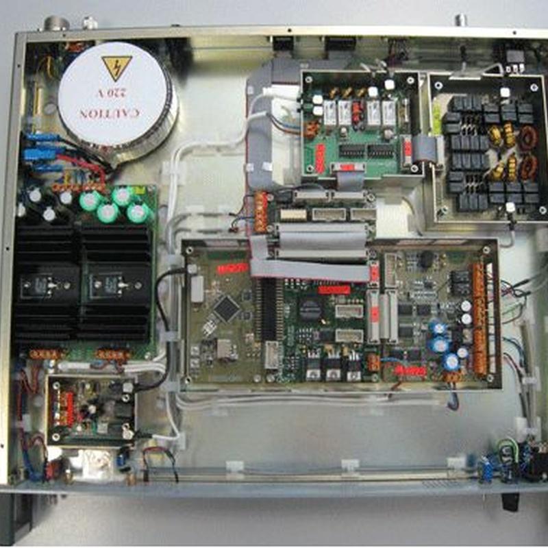 Receptor Digital MF / HF (100KHz - 30MHz): Productos de Invelco