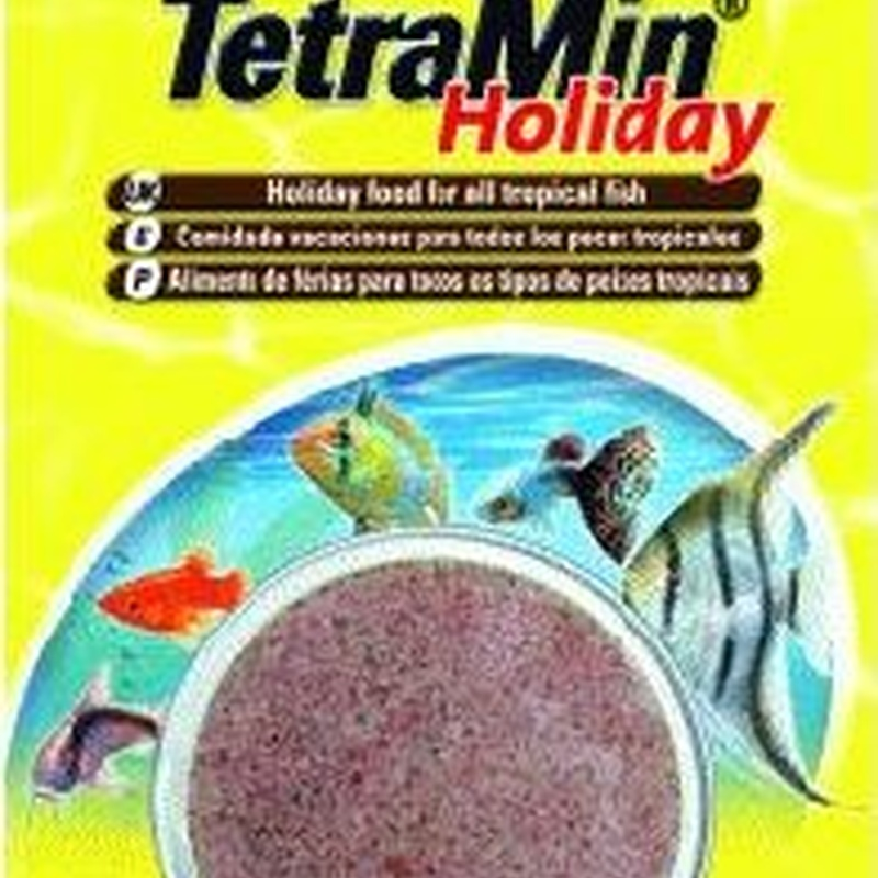 TetraMIN Holiday.