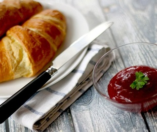 Carta de desayunos
