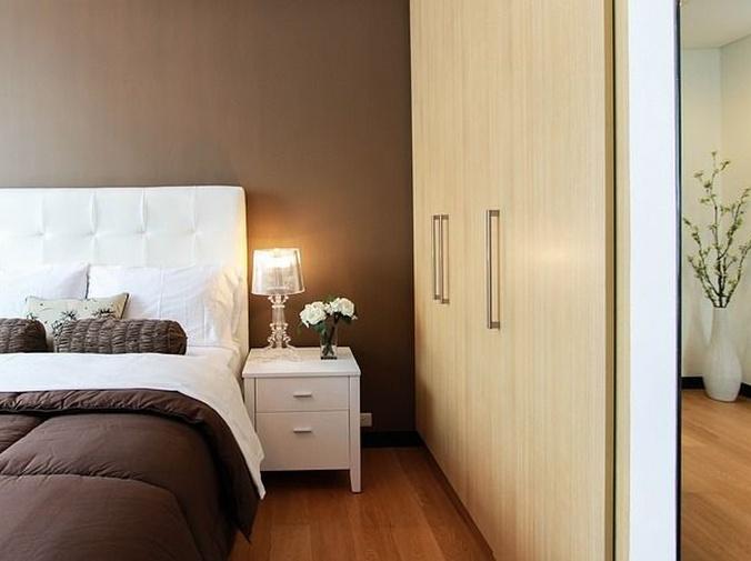 Cómo conseguir que el dormitorio parezca más grande