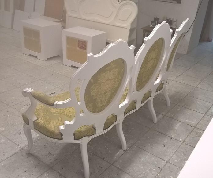 ArribasMartin. Restauración y lacado de muebles en Madrid