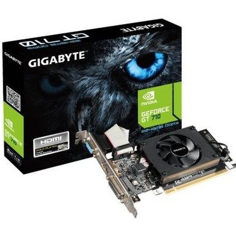 Gigabyte VGA NVIDIA GT 710 2GB DDR3 : Productos y Servicios de Stylepc