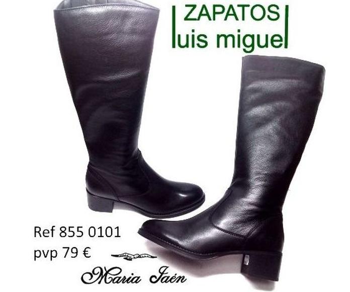 comodisimas botas de Maria Jaen : Catalogo de productos de Zapatos Luis Miguel